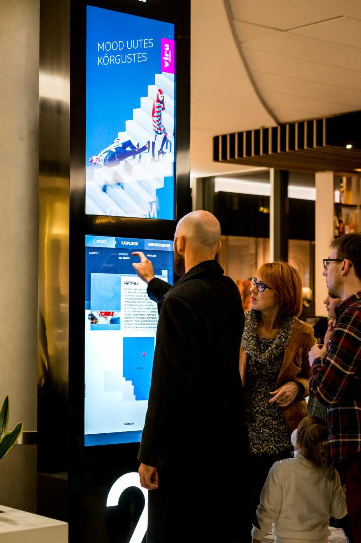 Digital signage: La publicidad dinámica