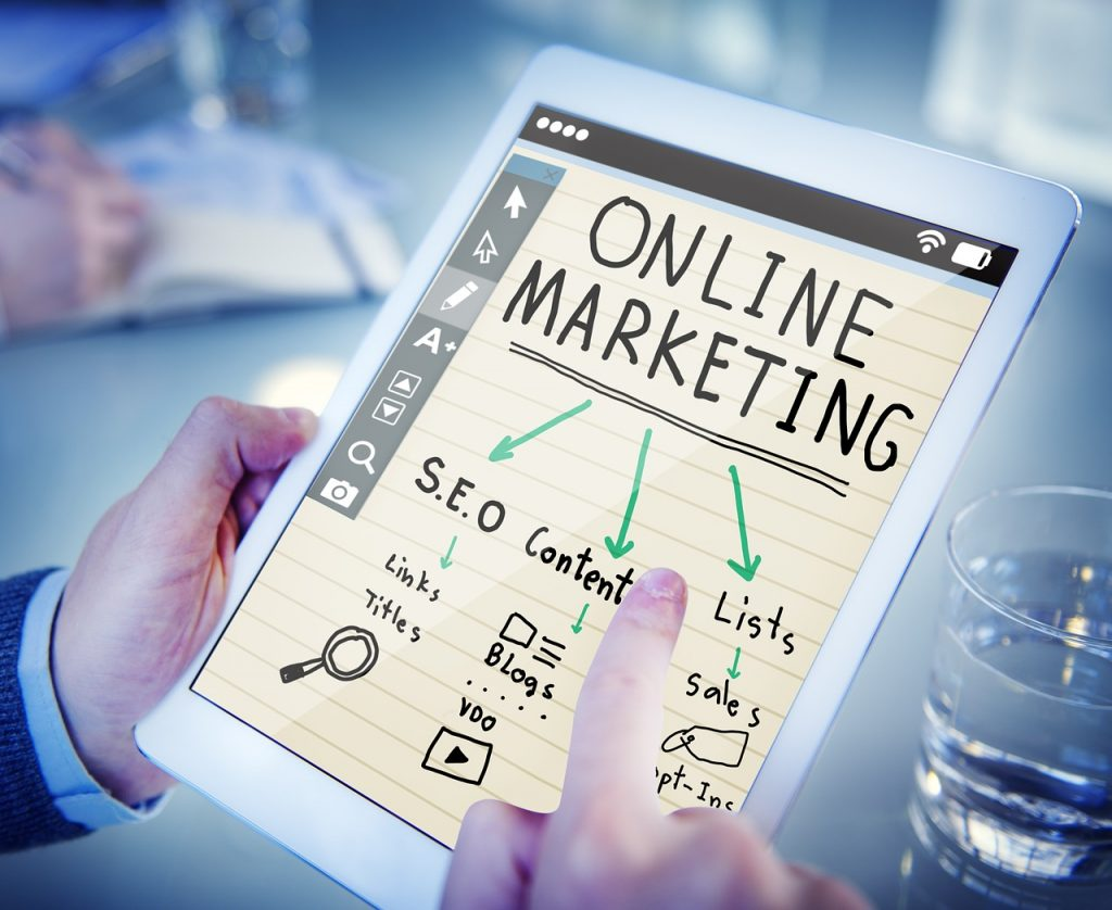 marketing online B2B