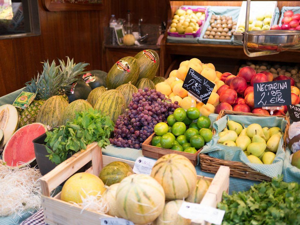 ecommerce espana alimentos